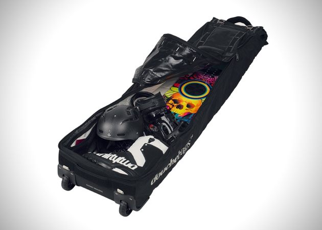 The Douchebag Winter Snowboard And Ski Bag Hiconsumption