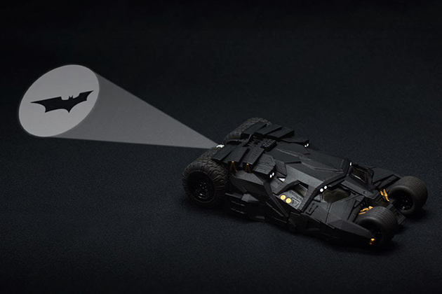 Batmobile Tumbler iPhone 5 Protective Case 6