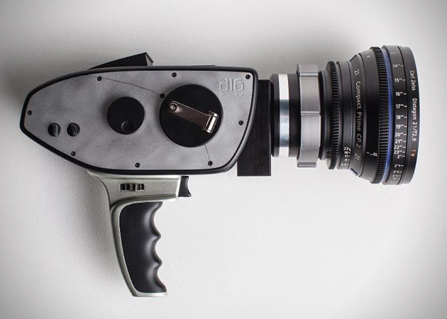 Digital Bolex D16 Video Camera 4