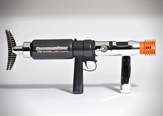 Executive Elite Marshmallow Blaster