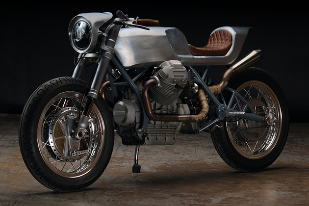 Moto Guzzi 850 Beto by Revival Cycles 2