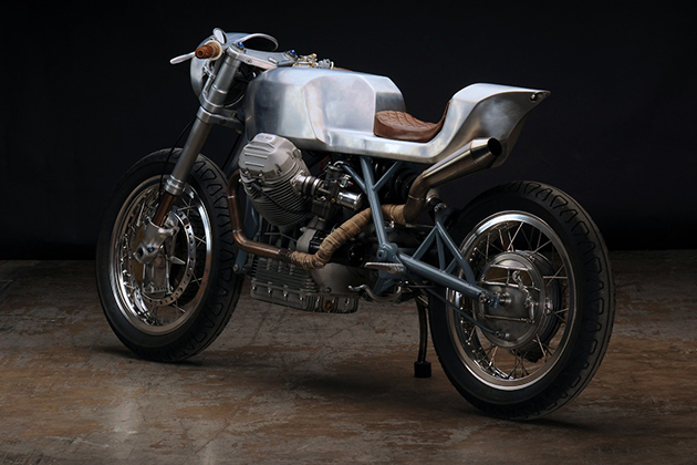 Moto Guzzi 850 Beto by Revival Cycles 3