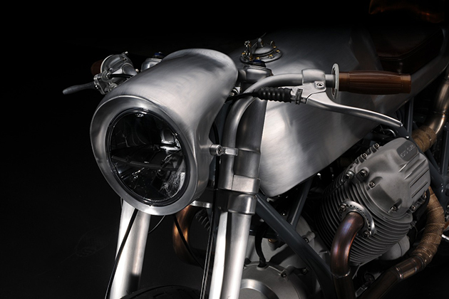 Moto Guzzi 850 Beto by Revival Cycles 4