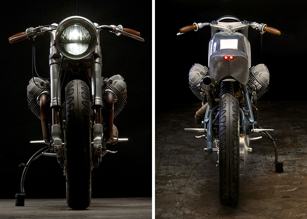 Moto Guzzi 850 Beto by Revival Cycles 5