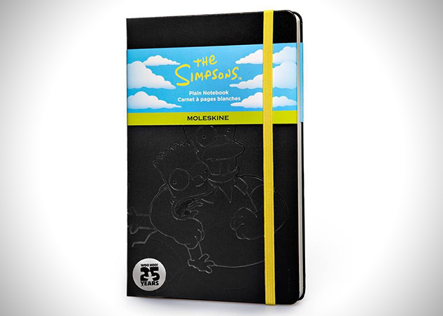 The Simpsons Moleskine Limited Edition Notebook 6