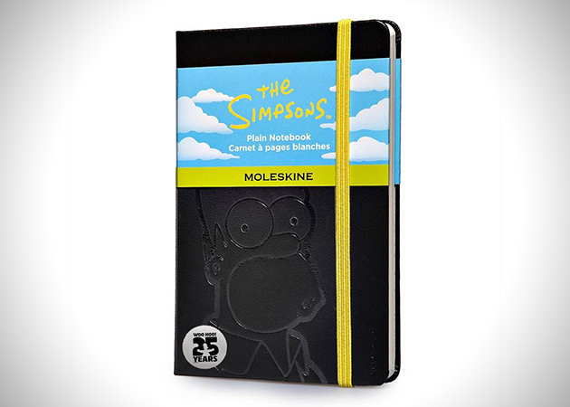 The Simpsons Moleskine Limited Edition Notebook 7