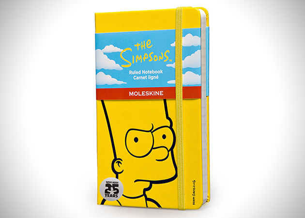 The Simpsons Moleskine Limited Edition Notebook 8