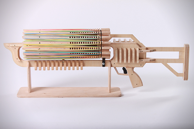 The Ultimate Rubber Band Machine Gun 03