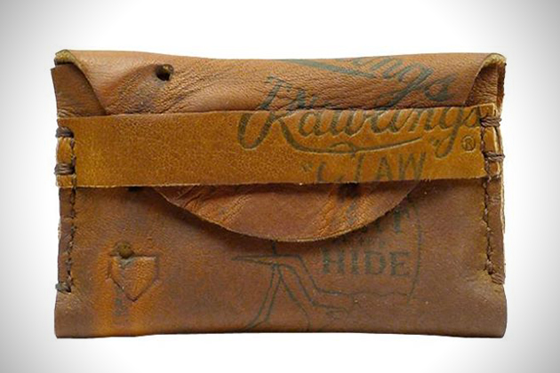 Vintage Baseball Glove Wallets 3