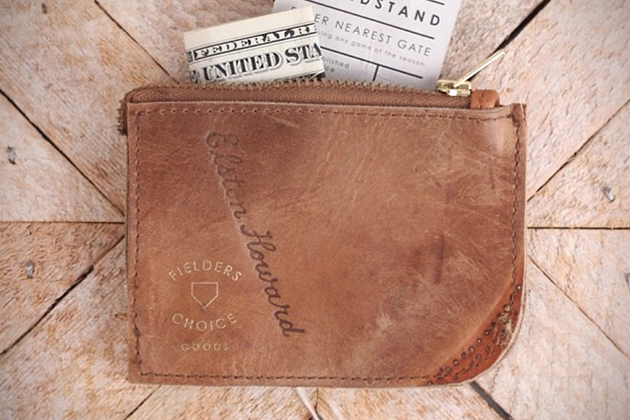 Vintage Baseball Glove Wallets 4
