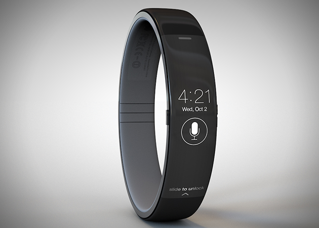 Apple iWatch Concept by Todd Hamilton 2