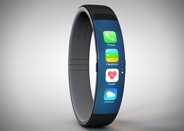 Apple iWatch Concept by Todd Hamilton 3