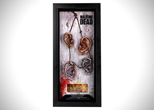 Daryl Dixon Walker Ear Necklace Prop Replica