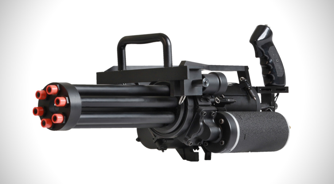 Echo1 M134 Airsoft MiniGun