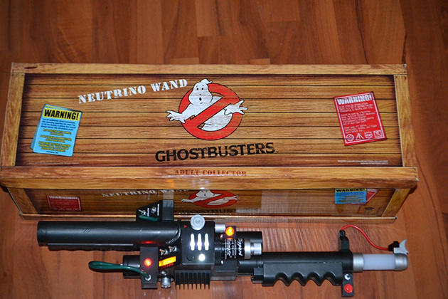 Ghostbusters Neutrino Wand 1