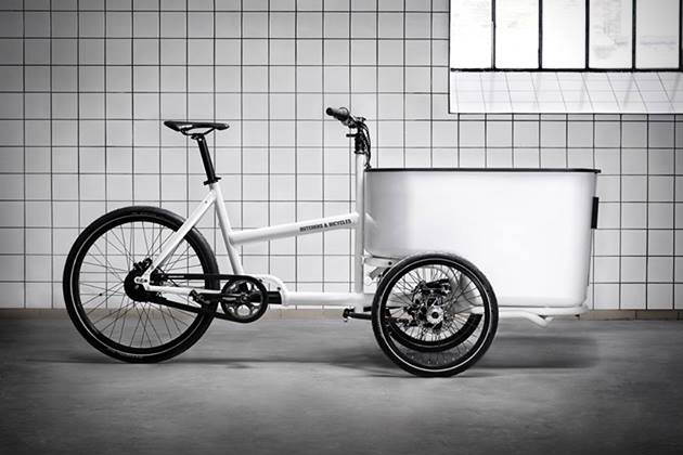 MK1 Cargo Trike by Butchers and Bicycles 3