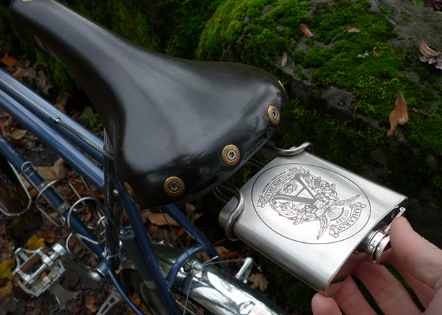 Mud Flask Seat-Mounted Flask Carrier for Bikes 3
