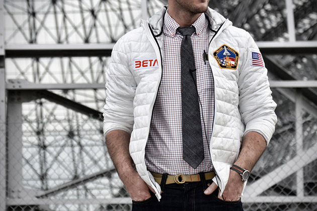 NASA Inspired Thermal Space Jacket By Betabrand 2