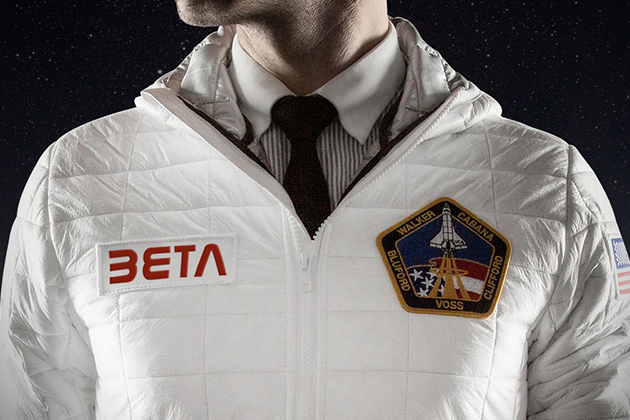 NASA Inspired Thermal Space Jacket By Betabrand 3