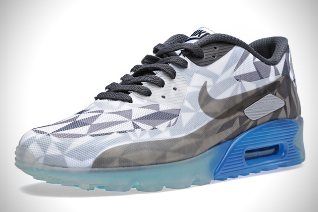 the latest eda81 6fc95 Nike Air Max 90 Ice Wolf Grey 2