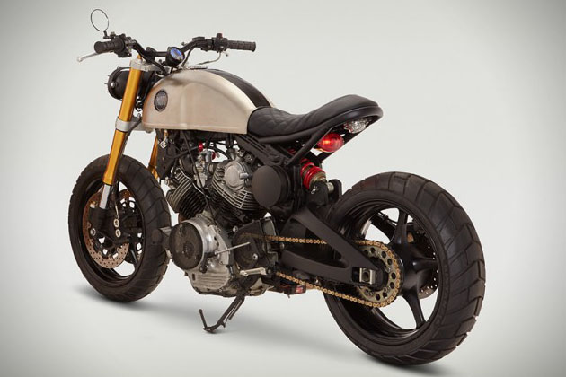 Norman Reedus Yamaha Xv920r Motorcycle By Classified Moto