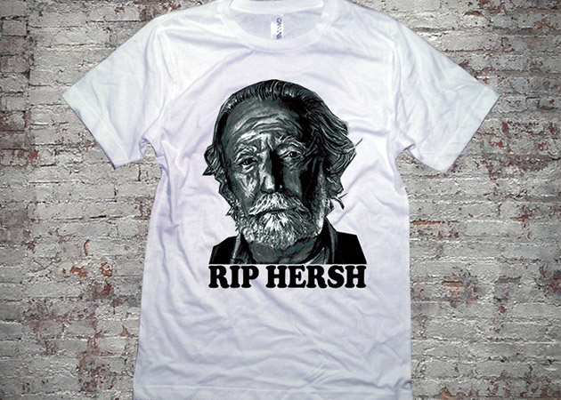 RIP Hersh T-Shirt