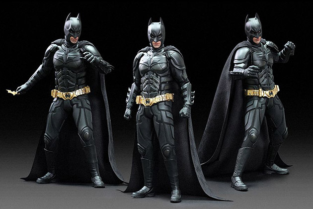 The Dark Knight Batman Armory With Collectible Figures 10