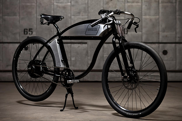 The Derringer Electric Bike 2