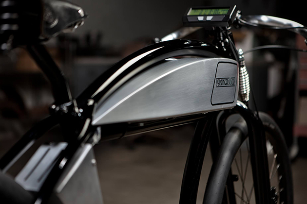 The Derringer Electric Bike 3