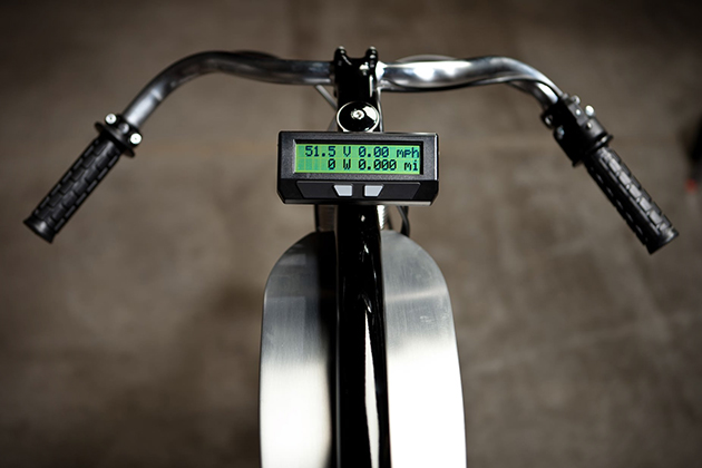 The Derringer Electric Bike 4