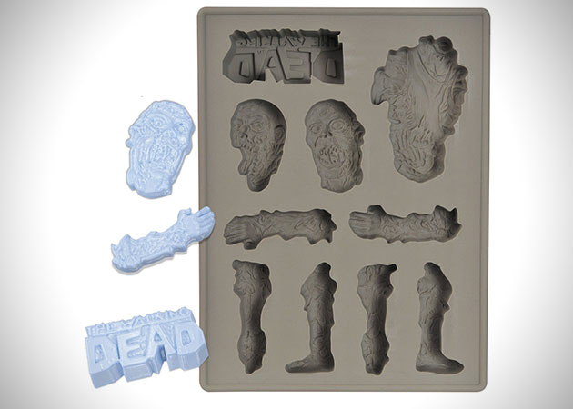 The Walking Dead Ice Cube Tray
