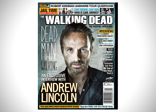 The Walking Dead Official Magazine
