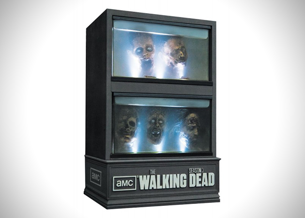 The Walking Dead Seasons 1-3 Blu-Ray DVD Set