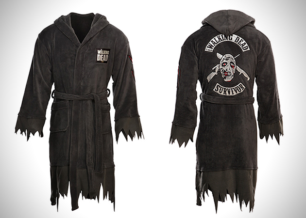 The Walking Dead Survivor Robe 1