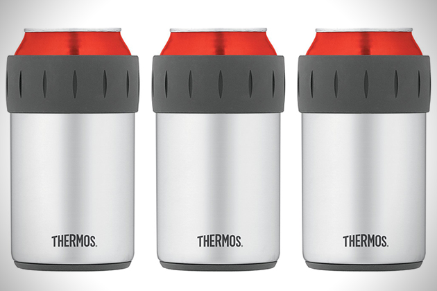 Thermos Stainless Stel Can Insulator
