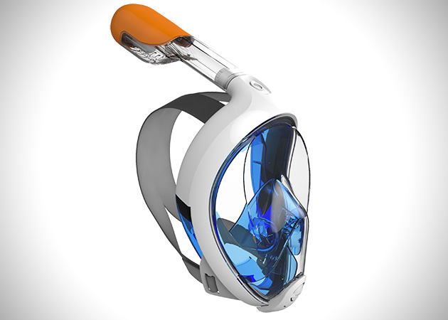 Tribord Easybreath Snorkel Mask Hiconsumption