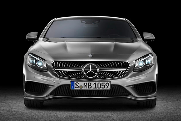 2015 Mercedes-Benz S-Class Coupe 2