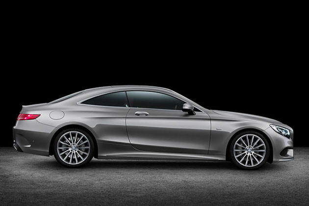 2015 Mercedes-Benz S-Class Coupe 3