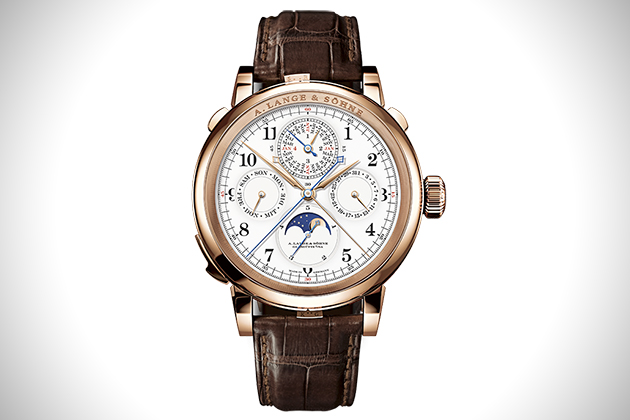 A Lange  Sohnes Grand Complication Watch copy