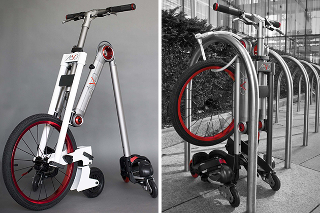 AeYO Scooter 2