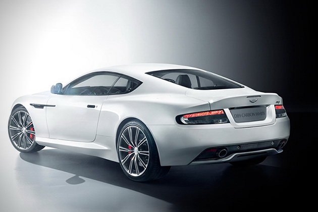 Aston Martin DB9 Carbon Black and White Editions 2