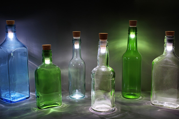 Bottle Light- Rechargeable LED Cork 4