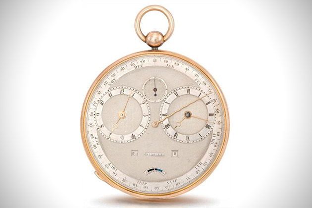 Breguet Fils Paris No 2667 Precision Watch