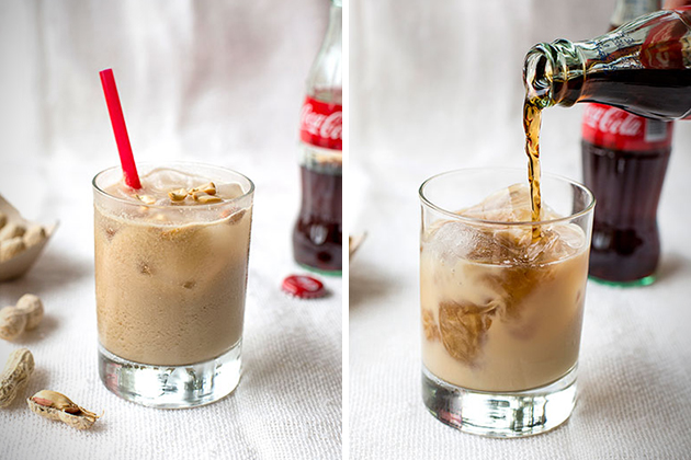 Coke Peanuts and Whiskey 1