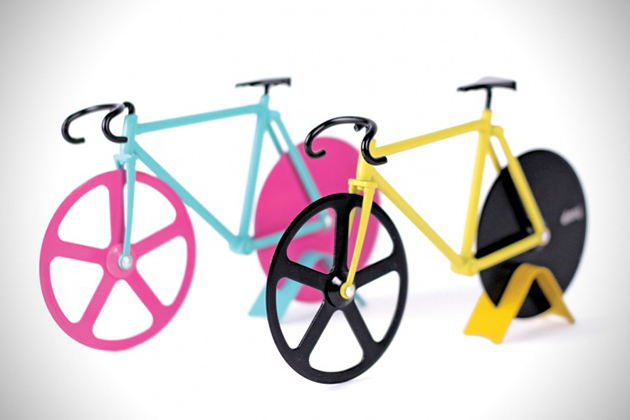 Fixie Bicycle Pizza Cutter 2