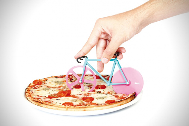 Fixie Bicycle Pizza Cutter 4