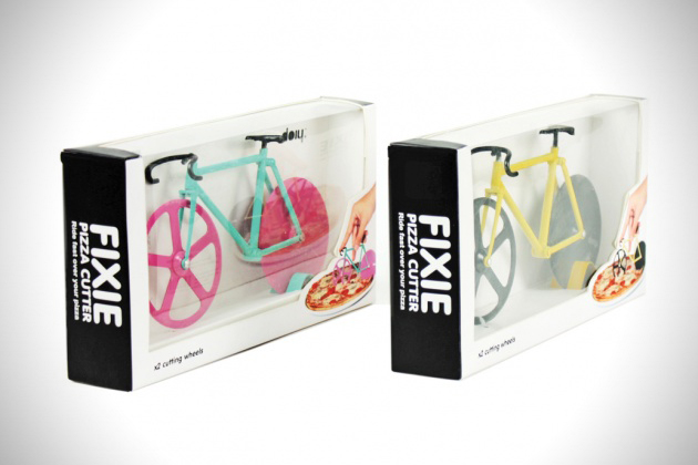 Fixie Bicycle Pizza Cutter 5