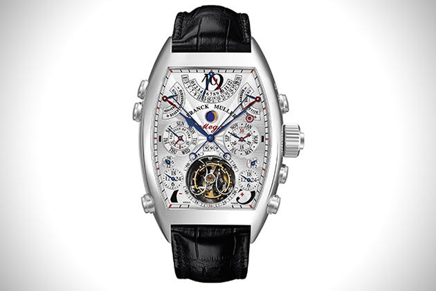Franck Muller Aeternitas Mega 4 Watch