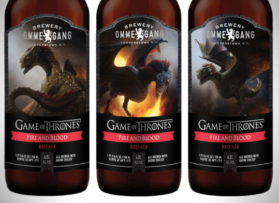Game Of Thrones Fire and Blood Red Ale 2