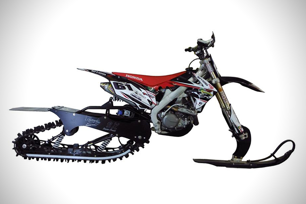 Mountain Horse Dirt Bike Snow Kit 2